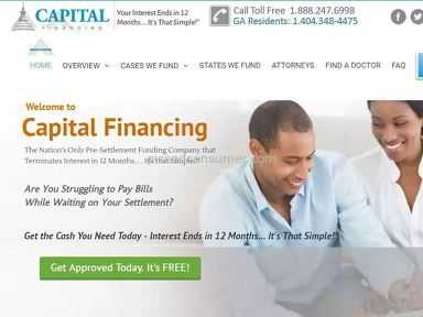 Capital Financing Payday Loan review 175630