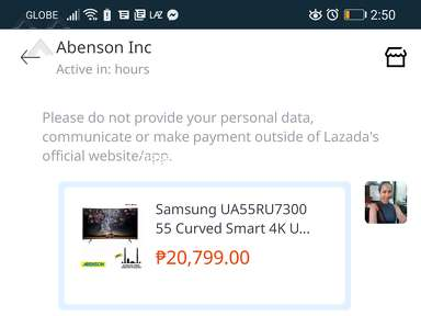 Lazada Philippines Auctions and Marketplaces review 647883