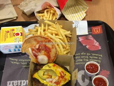 Mcdonalds Sanitary Conditions review 84565