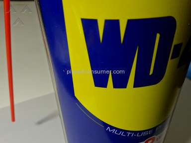 WD40 Smart Straw Spray Failure