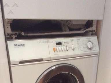 Miele Washing Machine review 119293
