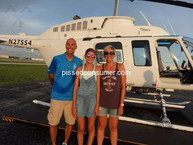 Heli Aviation Florida - Amazing Experience w/ My Children!