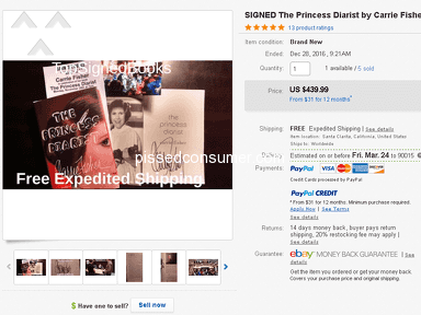Ebay Auctions and Marketplaces review 329872