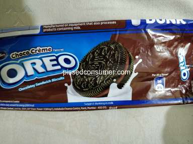 Oreo - Expired product sold in market