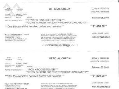 Owner Finance Buyers Real Estate review 4587