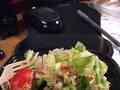 Wendys Power Mediterranean Chicken Salad