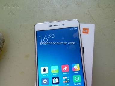 Gearbest Xiaomi Redmi 3 Cell Phone review 157522