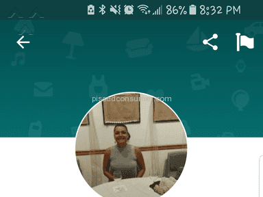 Offerup - Don't buy from her... Bait and Switch
