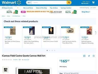 Walmart Supermarkets and Malls review 76487