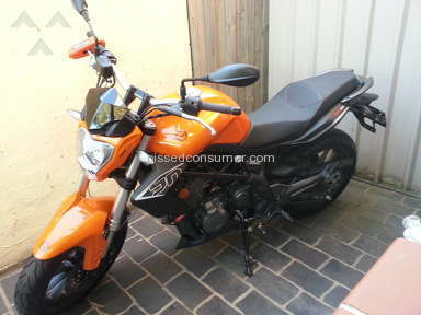 Benelli Motorcycle review 138665
