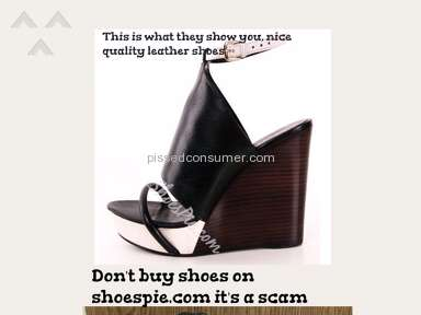 Shoespie and Dresswe are fraudulent! They are scamming people. Be aware