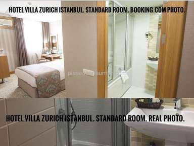 Hotel Villa Zurich Room review 202366