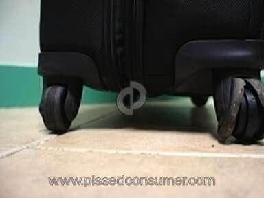 Samsonite Luggage review 52911