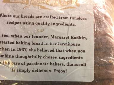 Pepperidge Farm White Bread review 229092