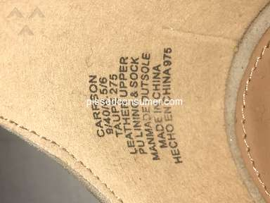 Steve Madden Footwear and Clothing review 337638
