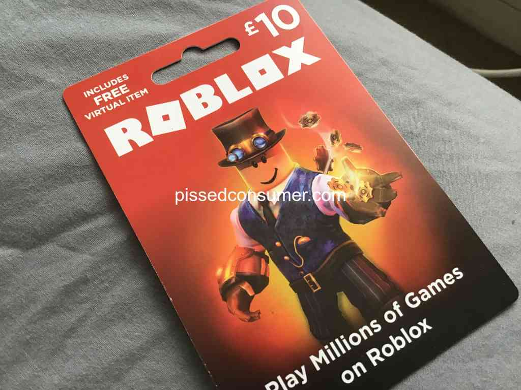 Roblox Reviews and Complaints Pissed Consumer Page 55