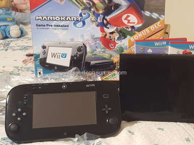 Gamestop - Nintendo Wii U Video Game Console Review from North Providence, Rhode Island