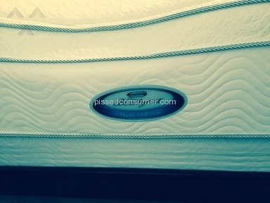 Simmons Bedding Company Mattress review 67087