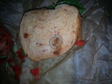 Panera Bread Mediterranean Veggie Sandwich review 262434