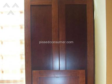 KraftMaid Cabinet review 8103