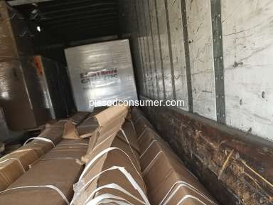 Four Seasons Sunrooms Shipping Service review 406140