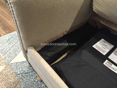 Ashley Furniture Sofa review 130807