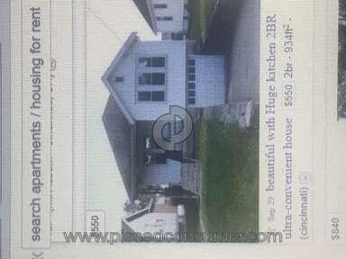 Craigslist Real Estate Advertisement review 774023