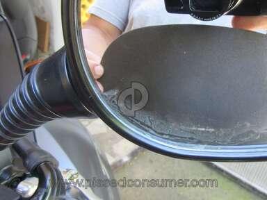 Yamaha Motor - TDM 900 mirrors