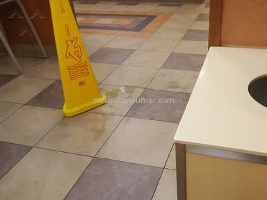 Arbys Sanitary Conditions review 169964