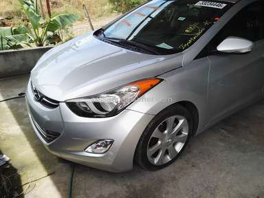 Copart Auto Auction - 2012 Hyundai Elantra Car Review from Heredia, Heredia