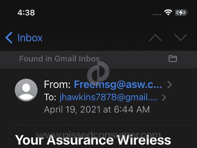 Assurance Wireless Telecommunications review 975263
