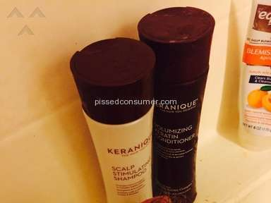 Keranique - Shampoo Review from South Gate, California