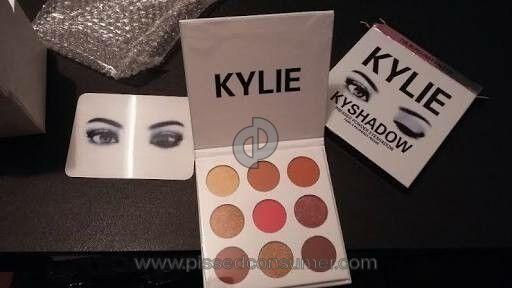 Kylie Cosmetics Eyeshadow