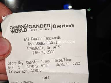 Gander Mountain Manager review 462999