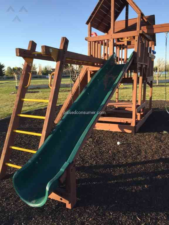 104 Rainbow Play Systems Complaints And Reports Pissed Consumer