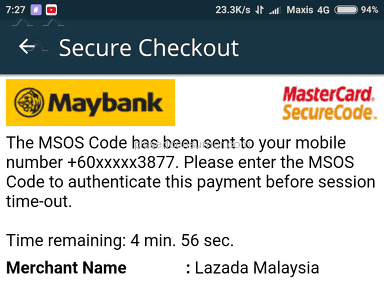 Lazada Malaysia Shipping Service review 231088