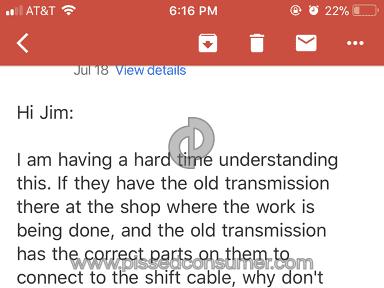 Monster Transmission 4R70W Transmission review 311764