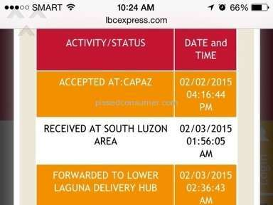 Lbc Express Shipping review 65675