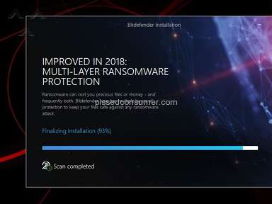 Bitdefender Technical Support review 253380
