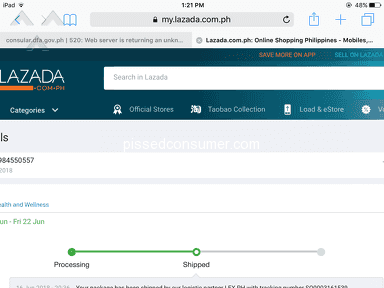 Lazada Philippines Auctions and Marketplaces review 302218