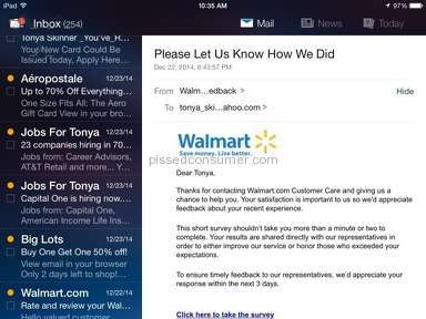 Walmart Prepaid Card review 57055