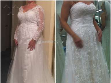 Tbdress Wedding Dress review 166210