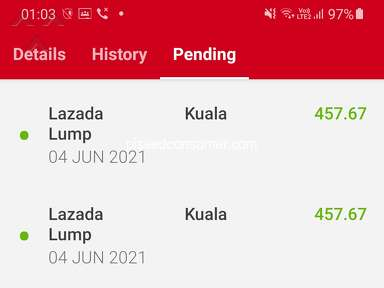 Lazada Malaysia Auctions and Marketplaces review 1031085