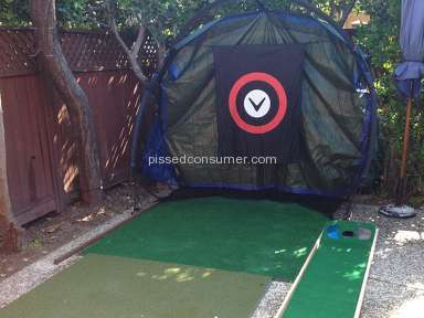 DW Quail Golf Durapro Golf Mat review 139501