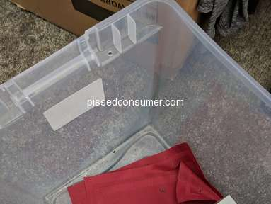 Cubesmart Sanitary Conditions review 291908