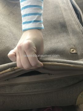 Nicole Miller Suitcase