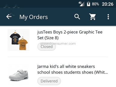 Lazada Philippines Delivery Service review 225752