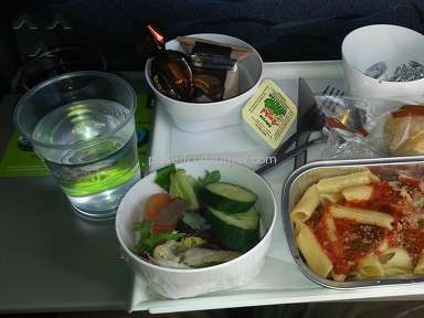 Aeromexico Airlines Flight review 138875