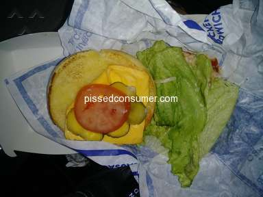 Jack In The Box Burger review 314356