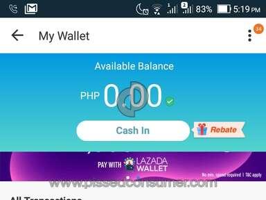 Lazada Philippines - Lazada wallet
